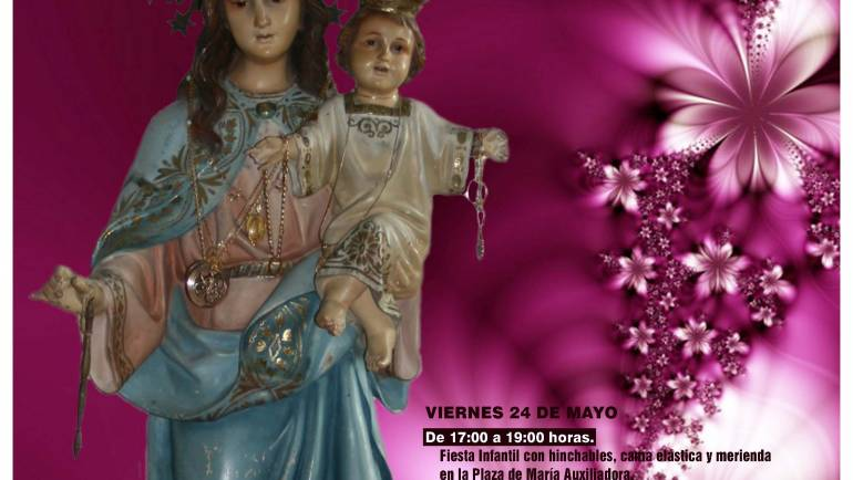 FIESTA DE NUESTRA SEÑORA MARIA AUXILIADORA