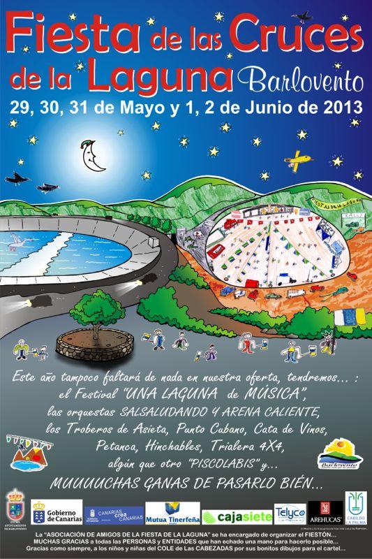 Fiesta de Las Cruces de La Laguna