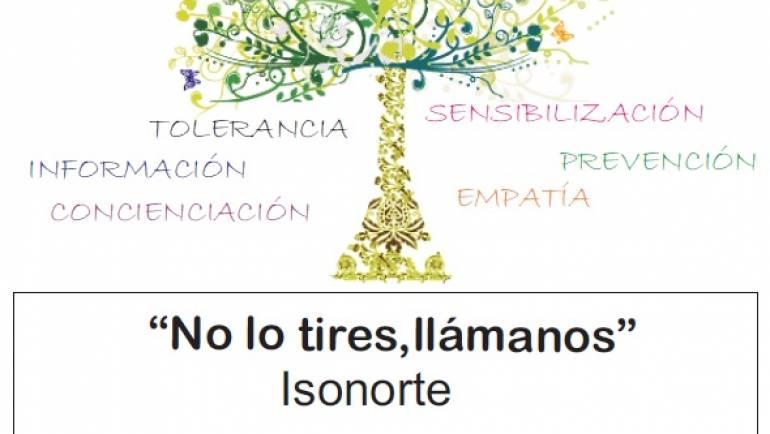 """NUEVO TALLER DEL PROYECTO """"BARLOVENTO + SOCIAL"""": """"NO LO TIRES, LLÁMANOS""""."""