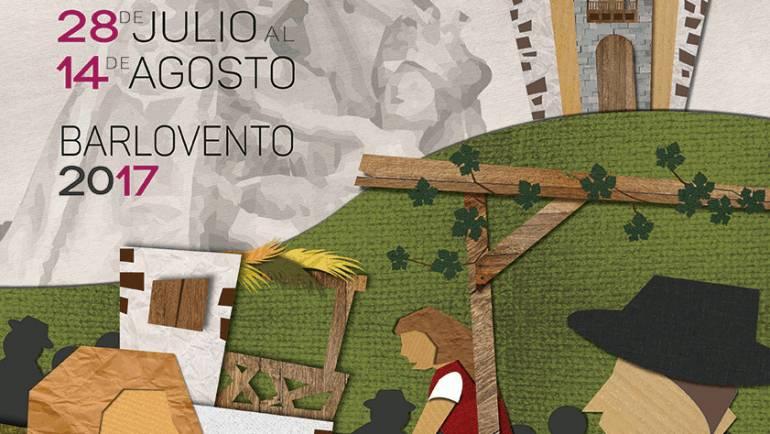 Barlovento ya tiene cartel anunciador de sus Fiestas Patronales en honor a Ntra. del Rosario 2017