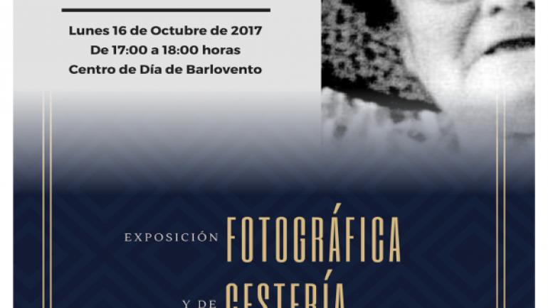 II Muestra de Vida & Exposición de Fotografía y Cestería «Amelia González Pérez»